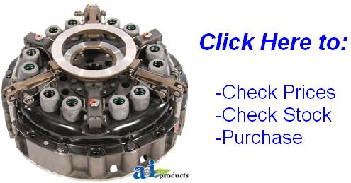 Massey Ferguson 135 Clutch Parts