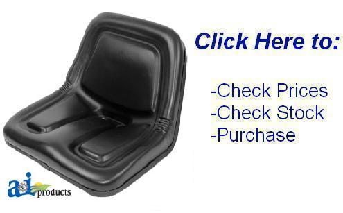 Massey Ferguson 135 Complete Seat Back Cushion Seat Cushion
