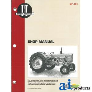 Massey Ferguson Shop Manual Service Manual Parts Manual on 165 Massey Ferguson Wiring Diagram