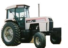 White Tractor Parts