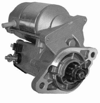 Ford Tractor Starter