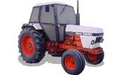David Brown 1390 tractor