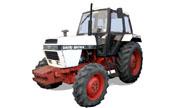 David Brown Tractor 1490