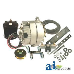 Ford 8N Starter Alternator