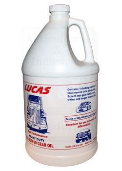 Lucas 80W-90 Heavy Duty Gear Oil