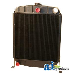 Massey Ferguson 135 Radiator Water Pump Parts